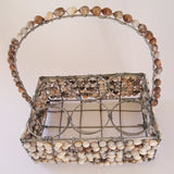 Spice & Condiment Holder - African Seed & Wire, Clever Wire, Condiment Holder- The Wild Coast Trading Company