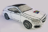 Wire Designer Car, Johnson Sithole, Wire Sculpture- The Wild Coast Trading Company
