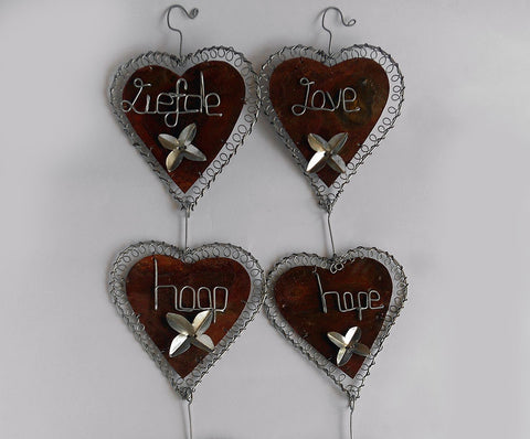 Inspiration Mobiles in Tin, The Wireman, Mobiles- The Wild Coast Trading Company