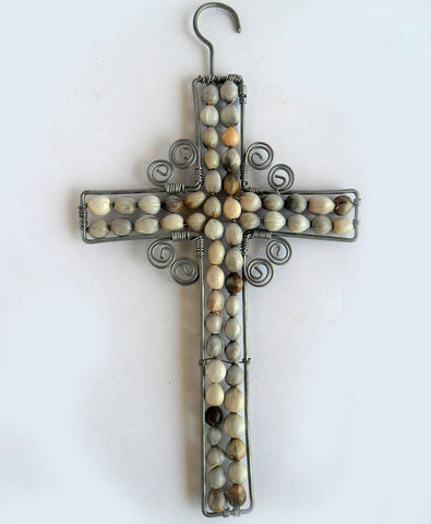 Tandjies Cross, The Wireman, Crosses- The Wild Coast Trading Company