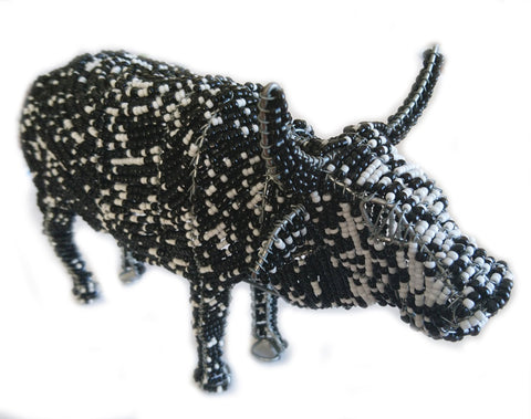 Wire Craft Nguni Cow