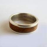 Exotic Hardwood Ring, Wild By Design, Rings- The Wild Coast Trading Company