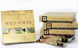 WILD VOICES: Messages from the Soul of Africa, Wild Voices, Oracle Cards- The Wild Coast Trading Company