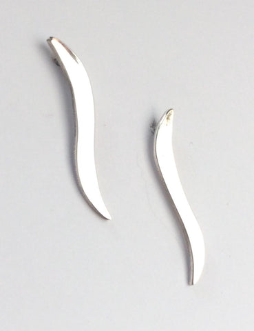 Flow Earring - Plain