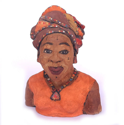 Doek Queen Sculpture