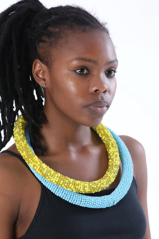 The Onela Beaded Necklace