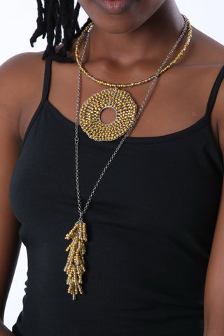 The Yolanda Necklace Set