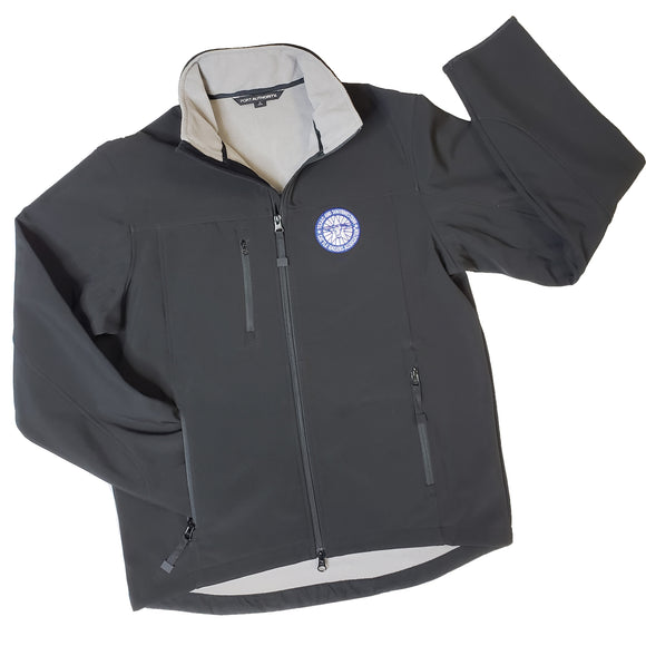 Black Port Authority Jacket
