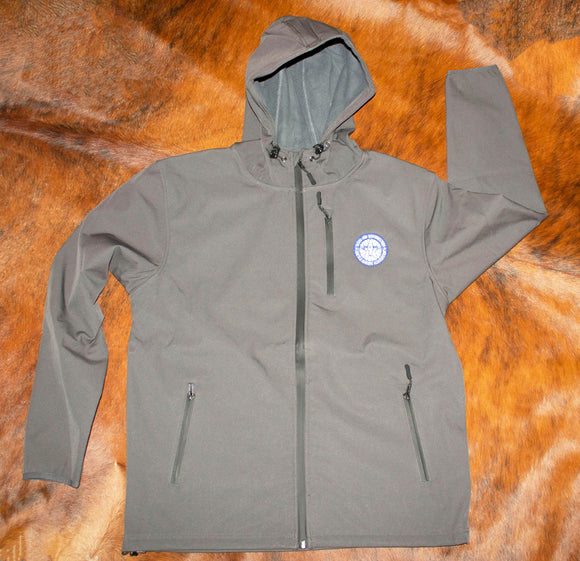 TSCRA Hooded Soft-Shell Jacket