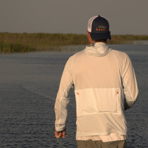 fly fishing shirt, fishing hat