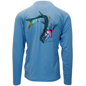 Art Series Long Sleeved Tech Tee