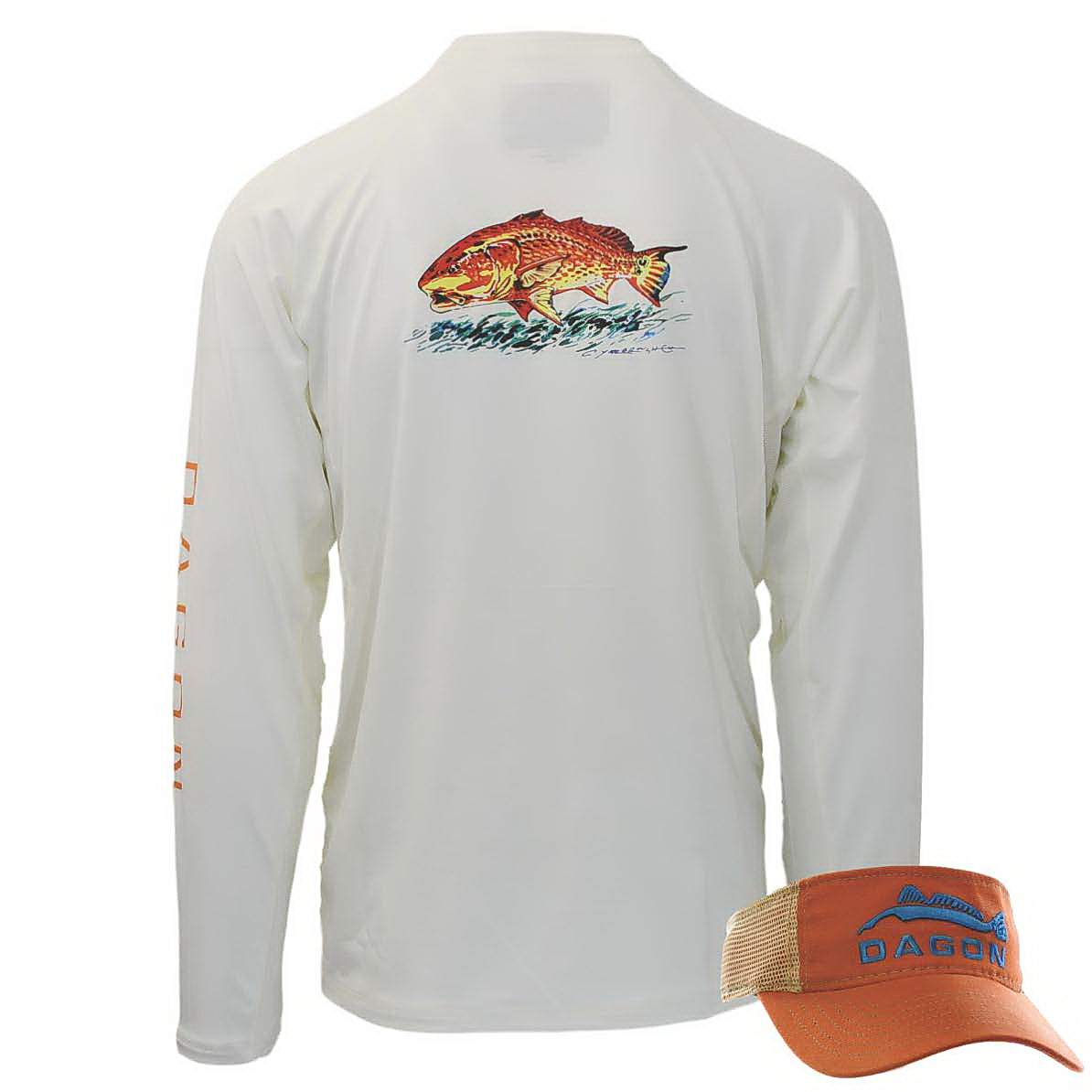 Redfish/ Visor Bundle
