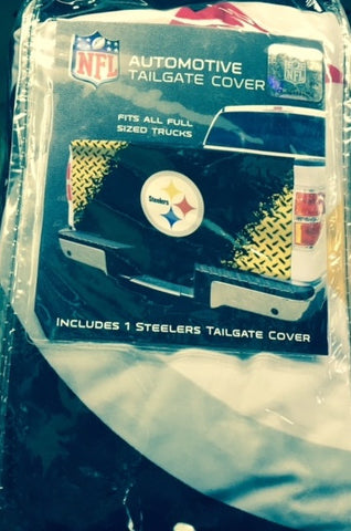 Steelers Auto Tailgate Cover