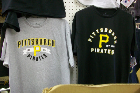 Pitates Licensed T shirts