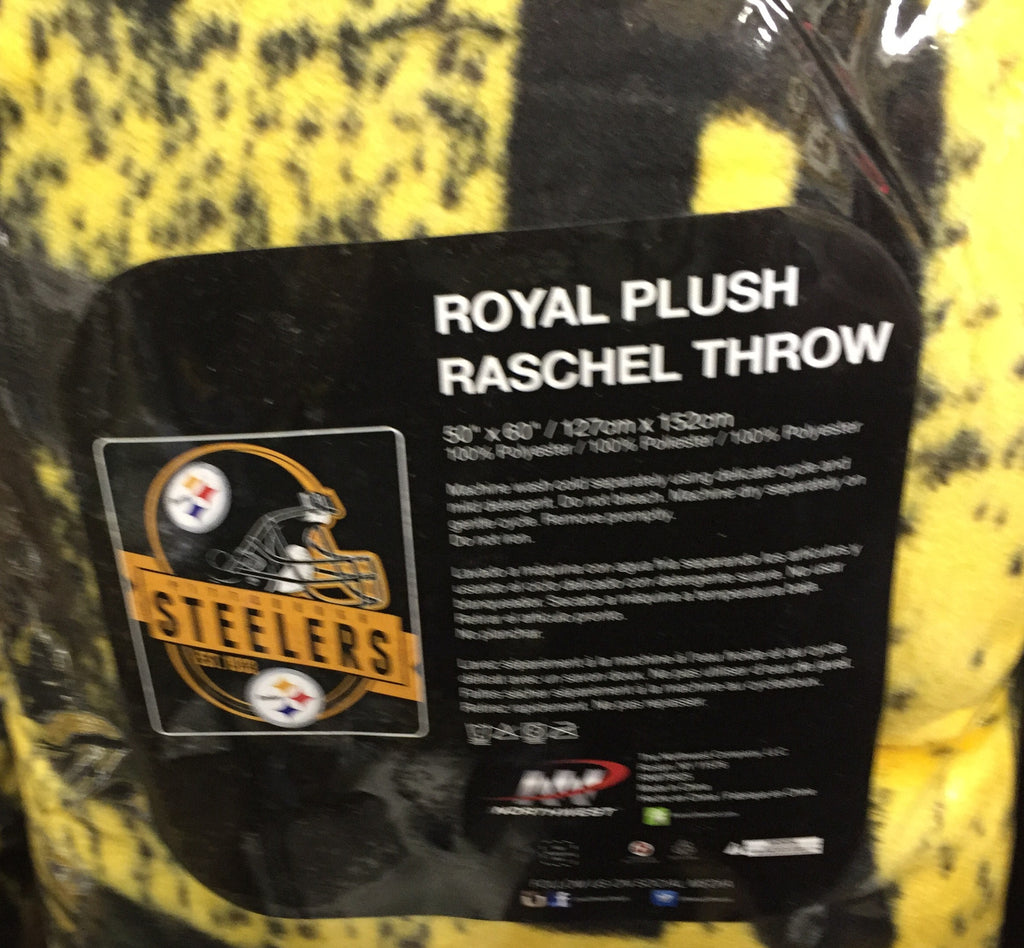 Steelers Throw