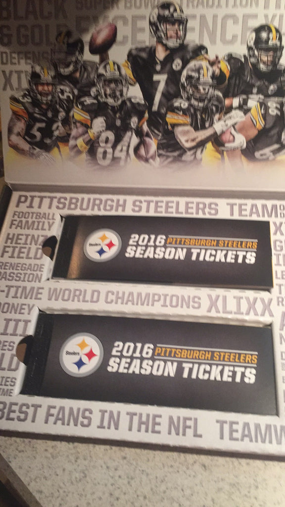Steelers Season Tickets