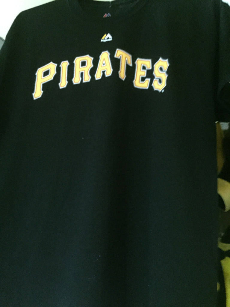 Pirates Licensed Short Sleeve T-Shirt