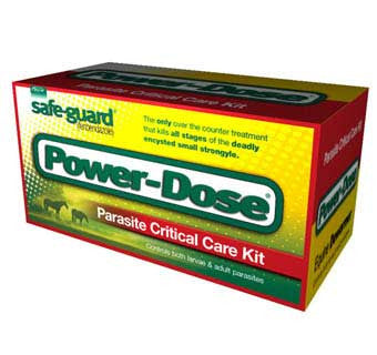 SAFE GUARD® POWER DOSE