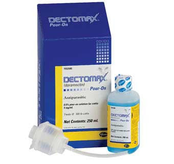 DECTOMAX® POUR-ON (DORAMECTIN)