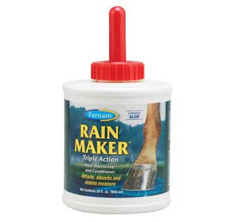 RAIN MAKER HOOF MOISTURIZER AND CONDITIONER
