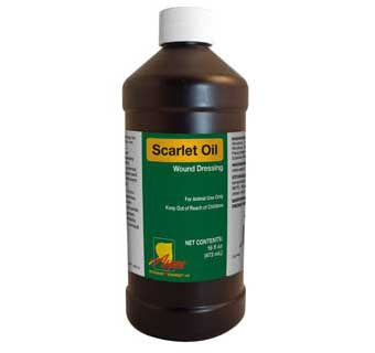 SCARLET OIL PLUS SPRAYER