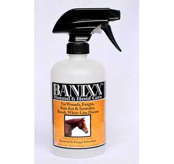 BANIXX WOUND & HOOF CARE SPRAY