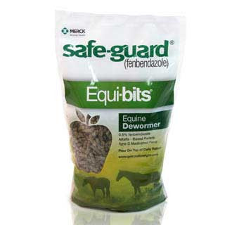 SAFE GUARD® EQUI BITS