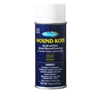 WOUND KOTE SPRAY