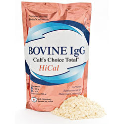 BOVINE IGG CALF'S CHOICE TOTAL® HICAL COLOSTRUM