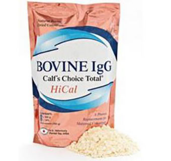 BOVINE IGg CALF'S CHOICE TOTAL® HICAL COLOSTRUM 700 GM