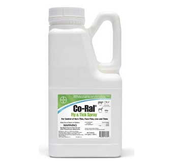 CO-RAL® FLY AND TICK SPRAY