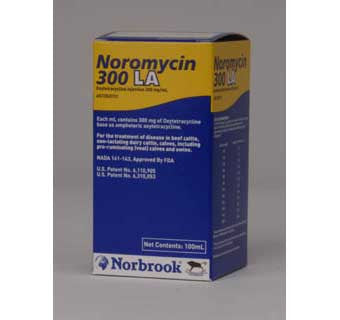 NOROMYCIN® 300 LA -CURRENTLY OUT OF STOCK