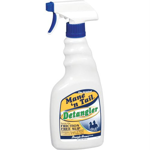 The Original Mane 'n Tail DETANGLER+SPRAYER 16 oz