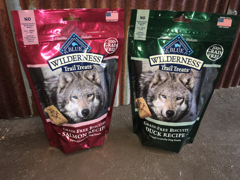 Blue Buffalo Wilderness Trail Treats