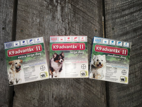 K9 Advantix Flea Treatment