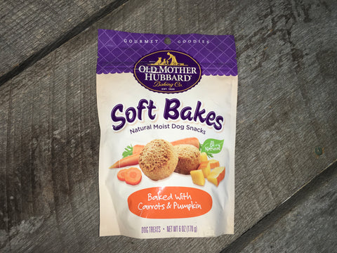 Old Mother Hubbard Soft Bakes Carrot and Pumpkin