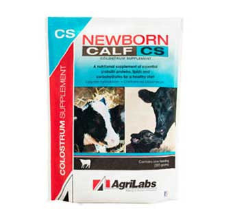 NEWBORN CALF COLOSTRUM SUPPLEMENT