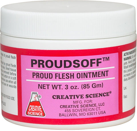 Proudsoff Proud Flesh Ointment