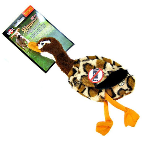 Skinneeez Plush Wild Goose Dog Toy