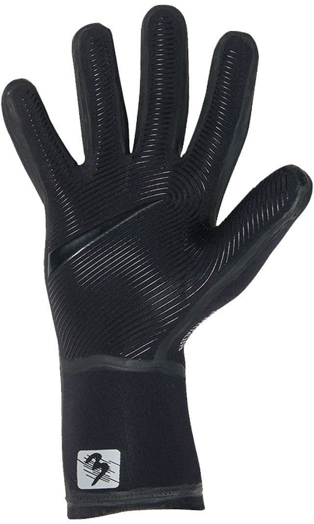 GUL - FLEXOR 3MM LIQUIDSEAM BS - BLACK
