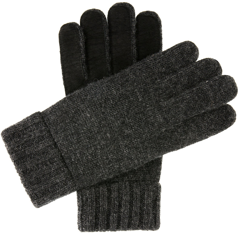 Dents - Stirling - Black - Apparelly Gloves