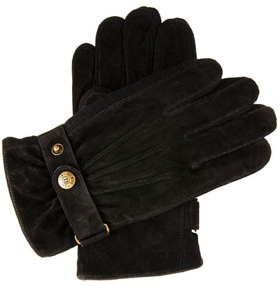 Dents - Chester - Black - Apparelly Gloves