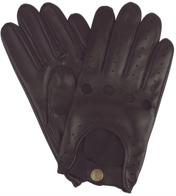 Southcombe Cooper Brown Driving Gloves