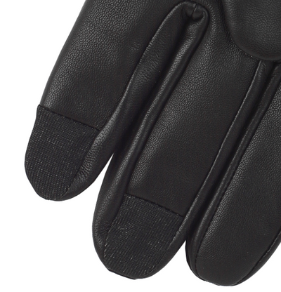 Southcombe Cosmore Black Gloves