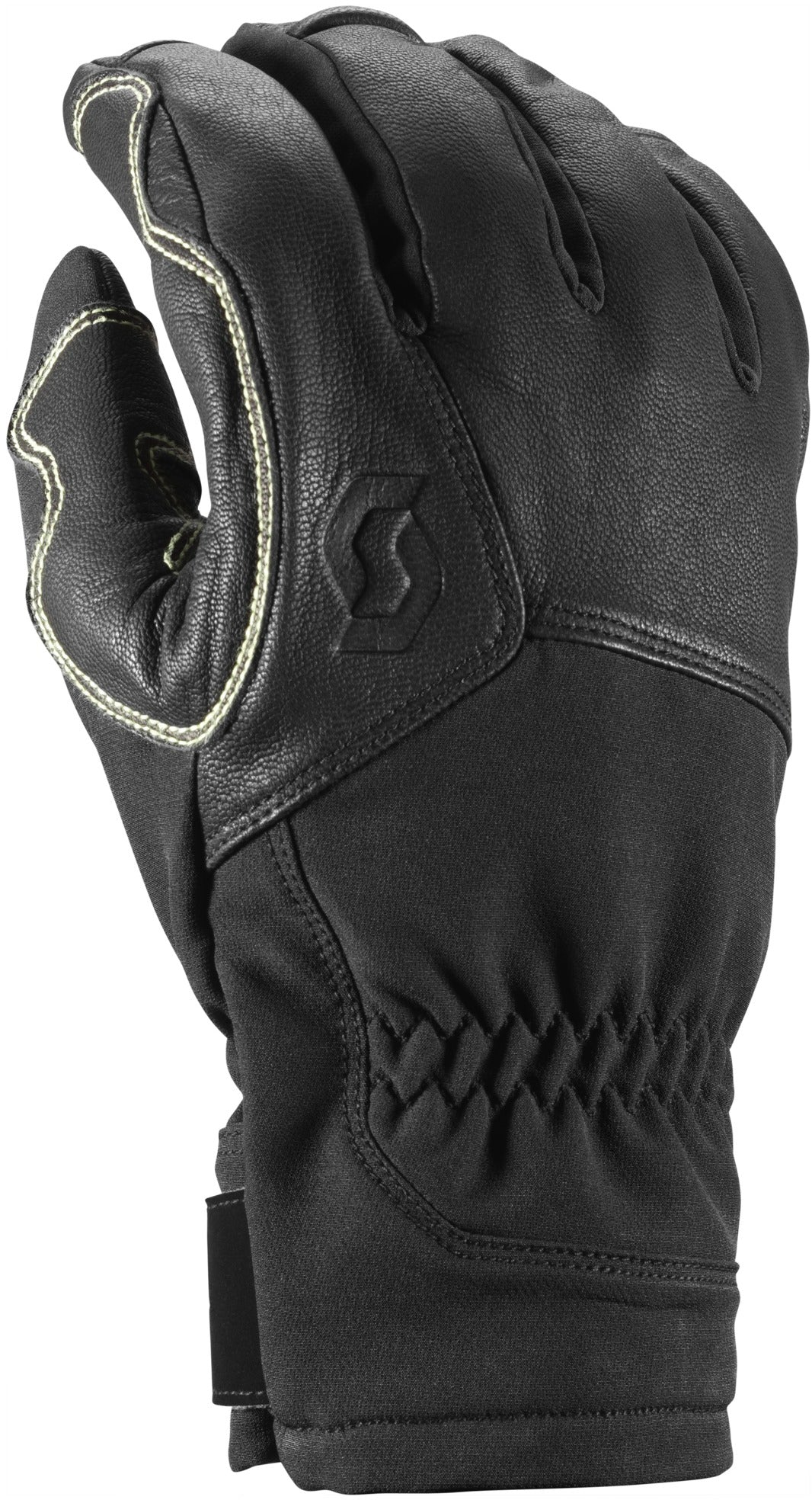 Scott - Explorair Tech - Black - Apparelly Gloves