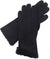 Southcombe Fern Black Gloves
