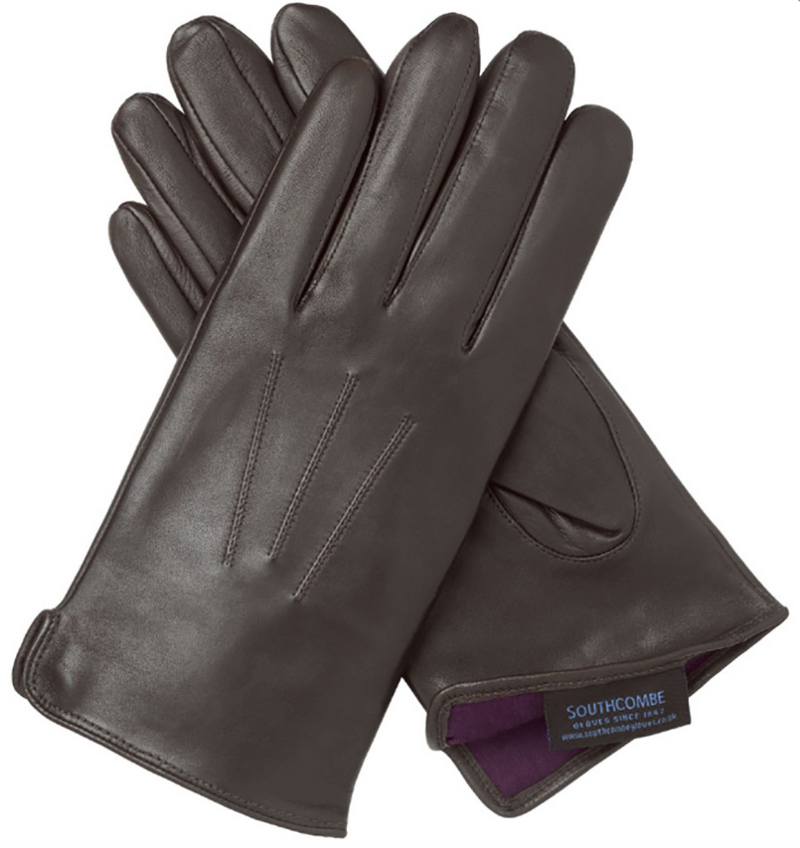 Southcombe Hinton Black Gloves