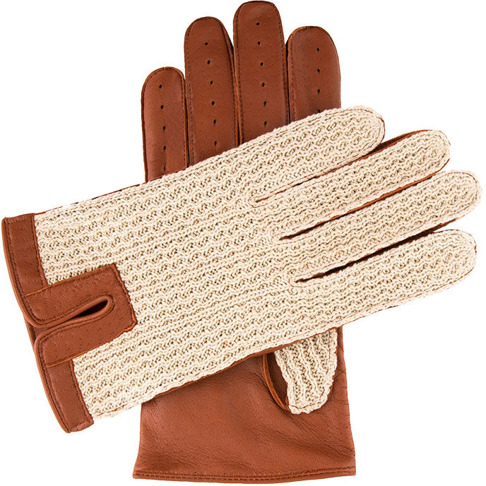 Dents - Lancaster - Black - Apparelly Gloves