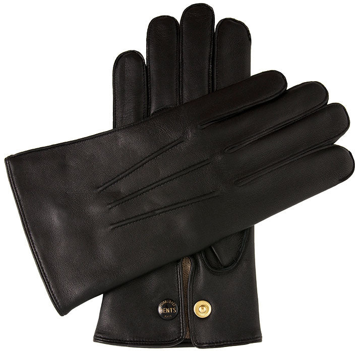 Dents - Mendip - Black - Apparelly Gloves