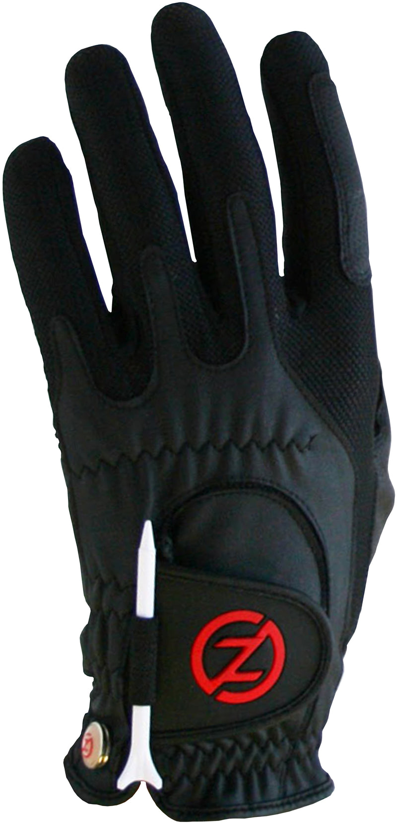 Zero Friction - Black - Apparelly Gloves